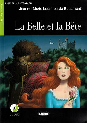 La Belle et la Bête. Con CD Audio - Leprince De Beaumont Jeanne-marie