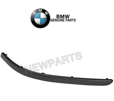 For BMW E30 3-Series Front Passenger Right Impact Cushion Strip OES 51111904686