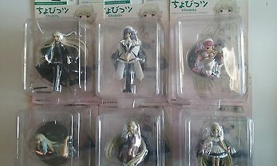 manga,konami,CHOBITS,occ,figurine,figure,lot de 6
