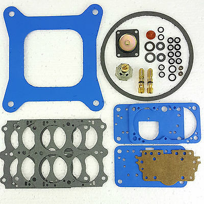 Holley 600 Carburetor Repair Kit Carby L1850 4452 9834