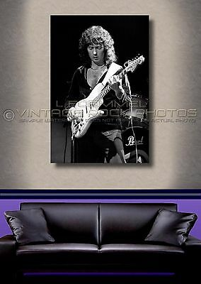 Ritchie Blackmore Deep Purple Poster Photo 20x30 in Live 70's Concert Print L10