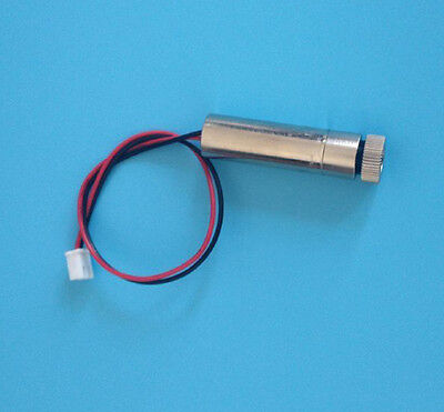 200-250mW 650nm Red Laser Diode Dot Module 12mm Diameter/45mm Length Quality PAT