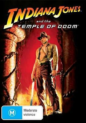 Indiana Jones and the Temple of Doom (special Edition) - DVD Region 4 Free Shipp