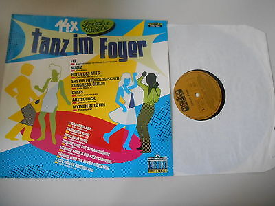 LP VA Tanz im Foyer (14 Song) MARIFON Dennis + Wilde 13 Foyer Des Arts Fee