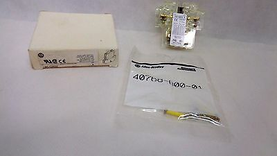 New In Box Allen Bradley 195-Ga02 Series A Auxiliary Contact-Switch
