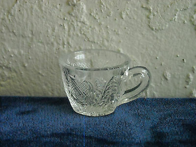 Vintage Inverted Strawberry Children's Toy Punch Cup
