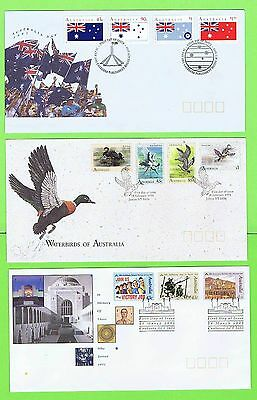 Australia 1991 Collection of fourteen illustrated First Day Covers
