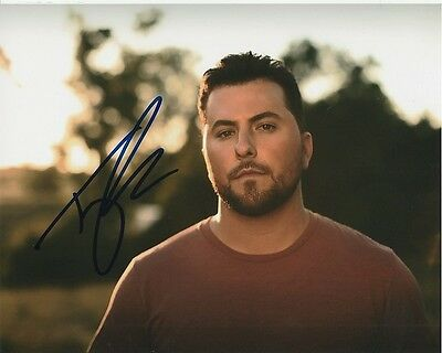 TYLER FARR Signed Photo w/ Hologram COA
