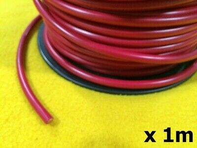 1 M x 200 Amp BATTERY STARTER Cable 3 B&S RED 26 mm2 Car electrical auto wire