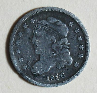 Liberty Capped Bust Half Dime 1836 5C