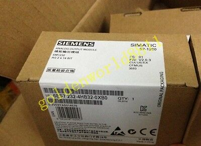 6ES7 232-4HB32-0XB0 NEW analog expansion module for industry use