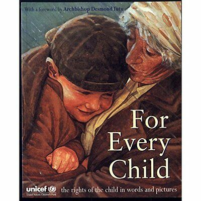 For Every Child Red Fox PB / 9780099408659
