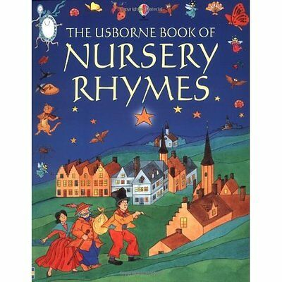 Nursery Rhymes R. Parekh Usborne Publishing Ltd HB 9780746057407