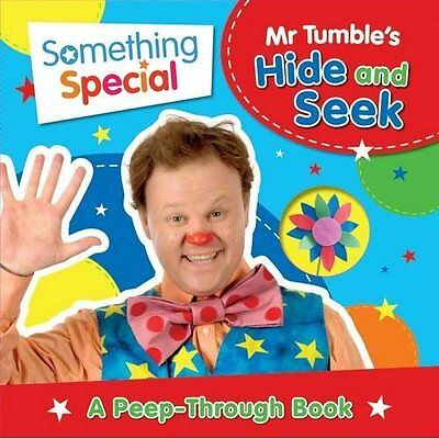 Something Special Mr Tumble's Hide Seek Egmont Books Ltd Novelty . 9781405268509