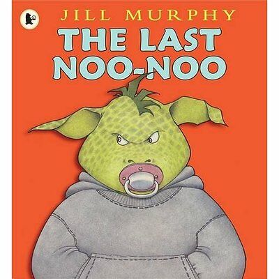 The Last Noo-noo Jill Murphy Walker Books Ltd PB / 9781406331844