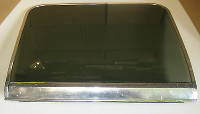 Oldsmobile Cutlass Salon 1976 T-Tops (Used) Tinned In Working Condition