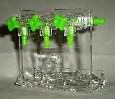 BULK BUY Multi Way Gang Valve Divider for Fish Tank Aquarium x 12