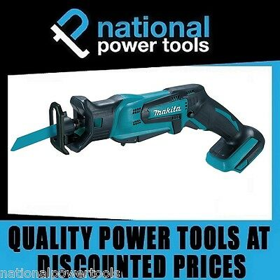 Brand New Makita Cordless One Handed Reciprocating Saw Xrj01 18 Volt Lithium Ion