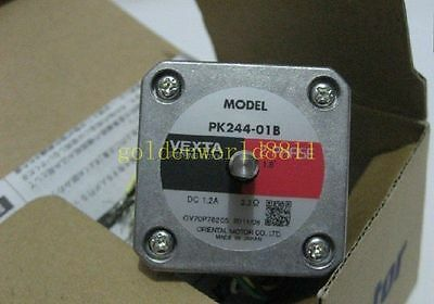 PK244-01B NEW oriental motor stepping good in condition for industry use
