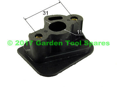 New Carburettor Carb Adaptor Spacer For 33Cc Cg330 Strimmer Trimmer Brush Cutter