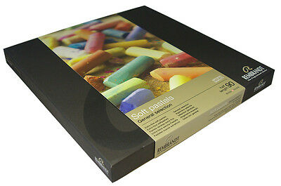 Rembrandt Artists Half Size Soft Pastels Set of 90