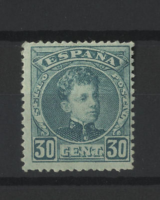 Alfonso Xiii - Tipo Cadete 249 ** Mnh