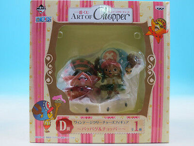 [FROM JAPAN]Ichiban Kuji One Piece ART OF Chopper Vintage Creatures D Prize ...