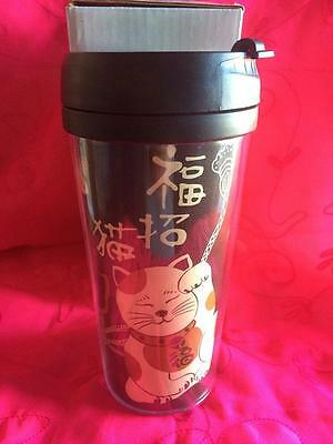 Japanese Oriental Cat Thermal Cup