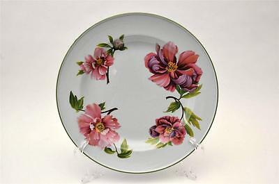 """Spode Oriental Flowers 12"""" Round Platter W155 Chop Plate Oven to Table England"""