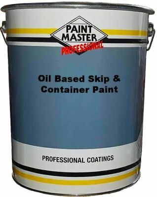 skip and container paint all colours 20 l