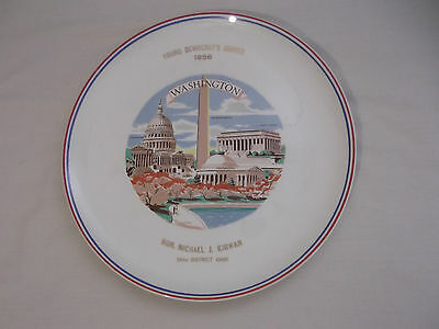 Taylor-Smith-Taylor Versatile Plate, 1956 Ohio Young Democrat's Dinner, Kirwin