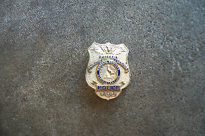 obsolete 1940 Federal Protective Service Guard GSA Agent sheriff police badge