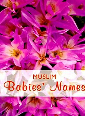 Muslim Babies Names - Goodword Books