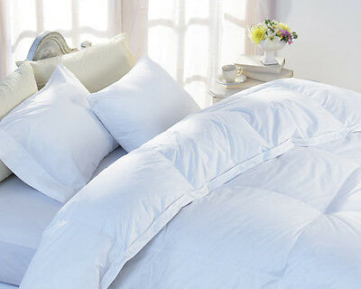 Anti Allergy Treated Goose Feather & Down Luxury Summer Duvet Quilt 4.5 Tog