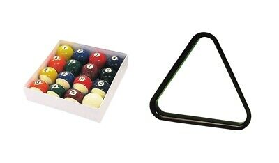 """SET 2"""" SPOTS & 'N' STRIPES QUALITY Competition / Match BALLS FOR POOL TABLES"""