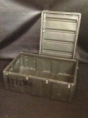 "HARDIGG 43x27x21"" Shipping Container Hard Case Waterproof Military Pressure Army"