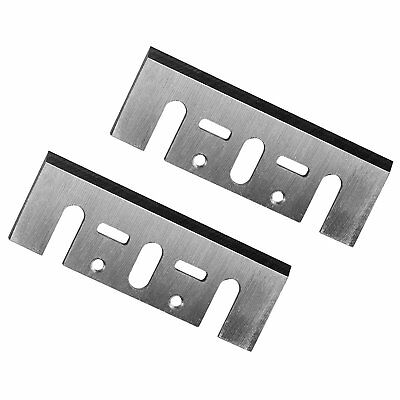 2 Pcs Replacement Parts Electric Planer Blades 82mm for Makita 1900B