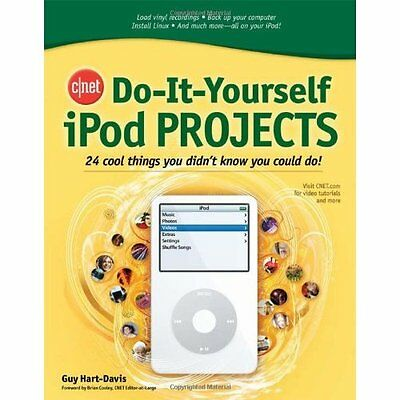 CNET Do It-yourself IPod Projects Hart-Davis Digital lifestyle Os. 9780072264708