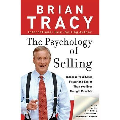Psychology of Selling Brian Tracy Thomas Nelson Publishers PB / 9780785288060