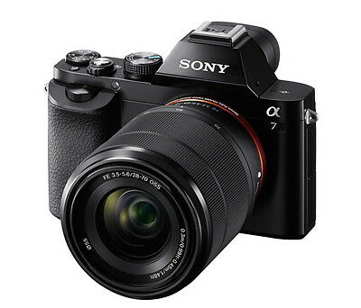 SONY Alpha a7S Mirrorless Digital Camera with FE 28-70mm f/3.5-5.6 OSS Lens