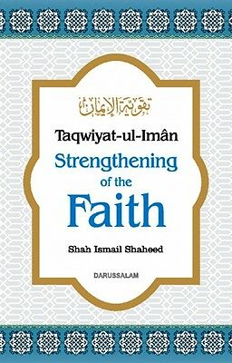 Taqwiyat-ul-Iman Strengthening Of The Faith (HB)