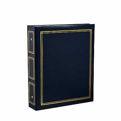 ~~ Ringbinder Self Adhesive Album 40 Sheets/80 sides ~~ Black/Blue/Burgundy ~~