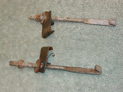 1950s-70s Battery Hold down pcs. Ford/Chevrolet/Plymouth/Dodge/Pontiac etc. # x.