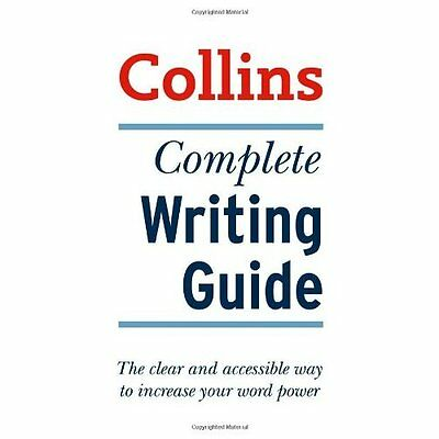 Collins Complete Writing Guide Graham King PB / 9780007523535
