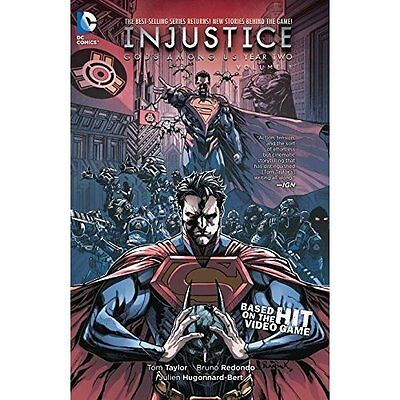 Injustice Gods Among Us Year 2 Volume 1 Taylor Redondo DC Comics 9781401253400