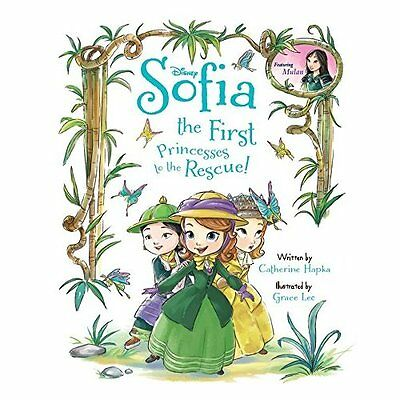 Disney Sofia First Princesses to Rescue Parragon Book Service Pap. 9781472389985