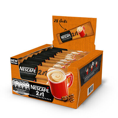 COFFEE NESCAFE 2in1 CREAMY EU MADE LONG DATE FRESH STOCK WHOLESALE UK
