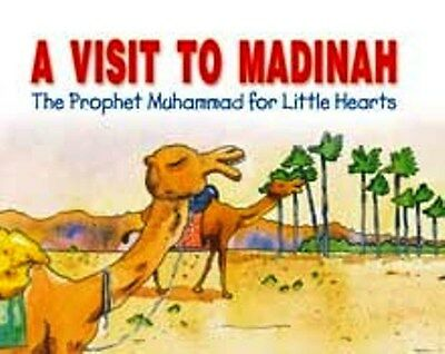Prophet Muhammad (Peace be upon him) for Little Hearts - A Visit To Madinah