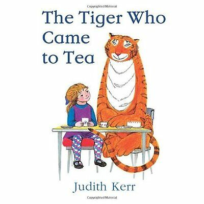 The Tiger Who Came to Tea Kerr HarperCollins Children's Books HB 9780007393657