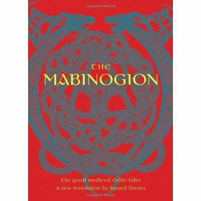 The Mabinogion Sioned Davies Oxford University Press HB 9780192832429